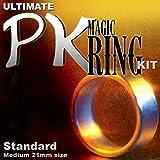 [マジック メーカー]Magic Makers Ultimate Magic PK Ring Kit Standard with Medium Silver Ring by MM-0891 [並行輸入品]