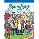 Rick & Morty: Season 2 [Blu-ray] [Import italien]