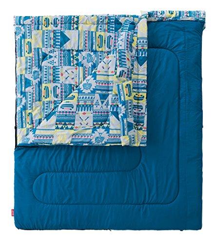 コールマン  寝袋 ファミリー2in1/C5 [使用可能温度5度] 2000027257