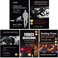 Bundle: Rory Miller Collection (YMAA books) Conflict Communication Violence/Force【洋書】 [並行輸入品]