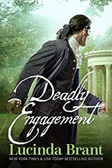 Deadly Engagement: A Georgian Historical Mystery (Alec Halsey Mystery Book 1) by [Brant, Lucinda]