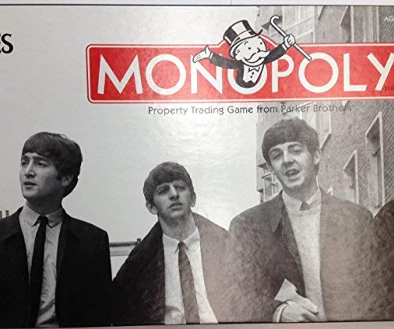 USAopoly The Beatles Monopoly by USAopoly [並行輸入品]
