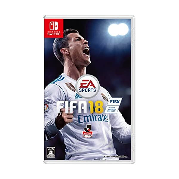 FIFA 18 - Switchの商品画像