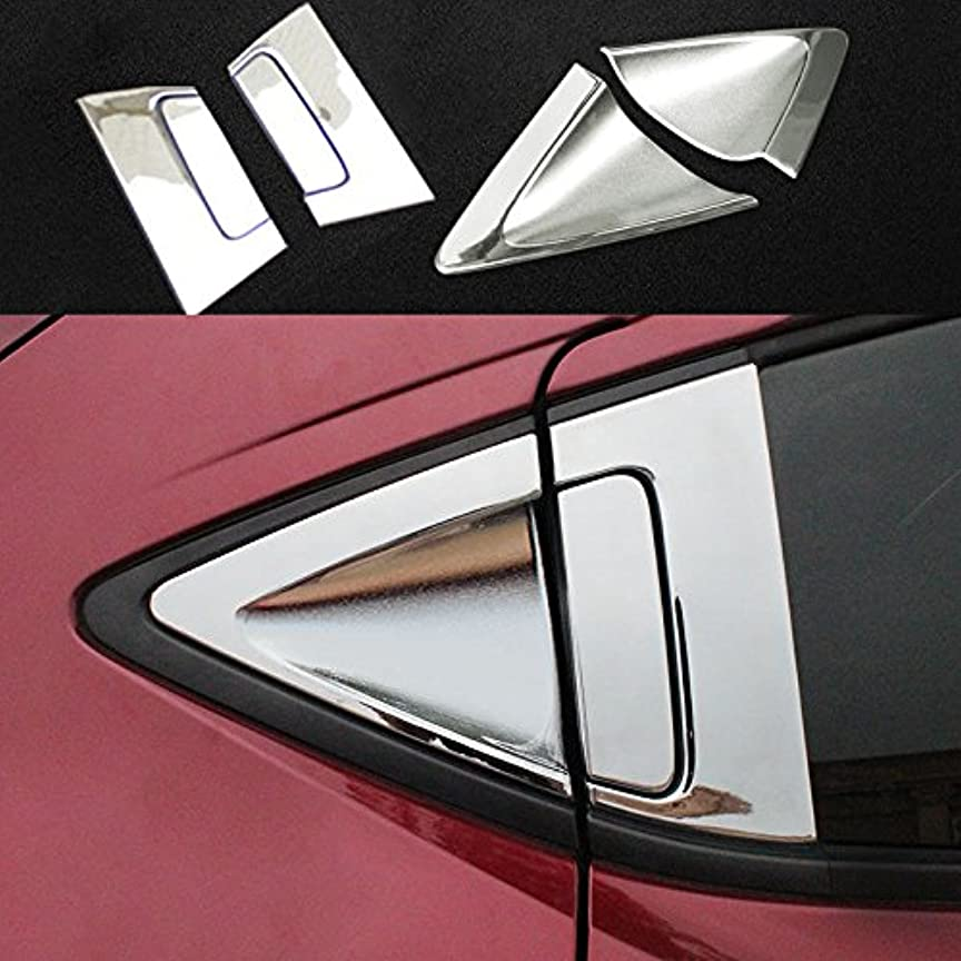 挑む練習した冊子Jicorzo - ABSクローム車のリアのドアホンダHRV HRV 2014-2018カーエクステリアアクセサリースタイリングのためにボウルカバートリムガーニッシュハンドル