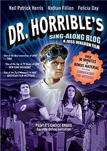 Dr Horrible's Singalong Blog [DVD] [Import]