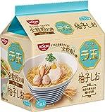 日清 ラ王 柚子しお 5食パック 465g×6袋