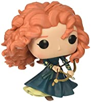 Funko - Figurine Disney Rebelle - Princesse Merida Pop 10cm - 0889698211963