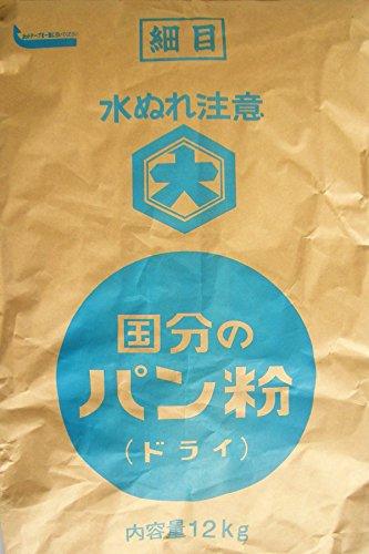 キッコーダイ パン粉 細目 12kg袋