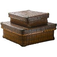 山下工芸(Yamasita craft) 茶染つづら篭 71515000