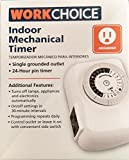 WorkChoice Indoor Mechanical Timer by Work Choice