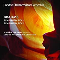Brahms: Symphonies Nos.1 & 2 by London Philharmonic Orchestra (2010-02-23)