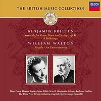 Britten:Serenade/Walton:Facade