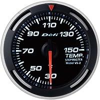 日本精機 Defi (デフィ) メーター【Racer Gauge】52φ 温度計 (ホワイト) DF06706