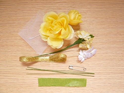 花飾り・胸花・造花・2分の1成人式◆卒業式・卒園式・入学式・...