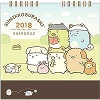 サンエックス すみっコぐらし 2018年 カレンダー 卓上 CD31901