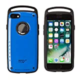 【ROOT CO.】iPhone7 iPhone8 ケース 耐衝撃 GRAVITY Shock Resist Case Pro. (ブルー)米軍MIL規格取得