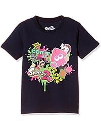 [スプラトゥーン] Tシャツ Kids ハイカラストリート キッズ 22823714