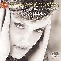 Sings Schubert/Brahms/Schumann