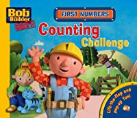 First Numbers: Counting Challenge (Bob the Builder Concept Books)