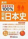 高校 最重要事項100% 図解日本史: 消えるフィルターで何度もCHECK!! (高校/最重要事項100%)