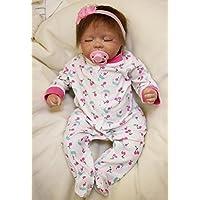 WamDoll 20インチReal Life Sleepy新生児赤ちゃん人形、May God Bless You