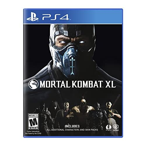 Mortal Kombat XL (輸入版:北米)