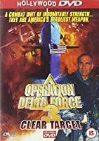 Operation Delta Force 3: Clear Target [DVD] [Import]