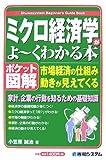 ポケット図解 ミクロ経済学がよ~くわかる本 (Shuwasystem Beginner's Guide Book)