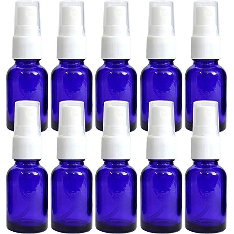 家具微妙成熟した遮光瓶 ブルー 20ccスプレー SYA-B20ccスプレー -10本セット-