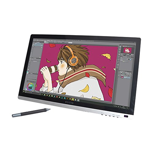 ★21.5 inch drawing tablet with screen 'MINTUB' LDDWTB22 * Japanese manual with Sankoreamo shop
