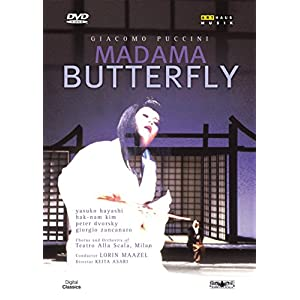 Madama Butterfly / [DVD] [Import]