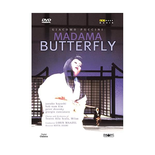 Madama Butterfly / [DVD]...の商品画像
