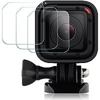 AFUNTA 液晶保護フィルム GoPro Hero4 Hero5 Session 専用 スクリーム保護シート Hero 4 5 液晶フィルム 9H高硬度 極薄 防塵 傷を防止 耐衝撃 3枚入り