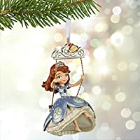 Disney Sofia The First Sketchbook Christmas Holiday Ornament by Disney [並行輸入品]