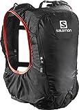 [サロモン] ランニングバッグ SKIN PRO 10 SET L37996800 L37996800 BLACK/BRIGHT RED