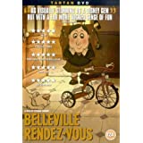 The Triplets of Belleville [DVD]