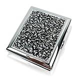 【SORA】シガーケース シガレットケース たばこケース タバコ入れ アラベスク柄 プレゼント ユニセックス 男女兼用