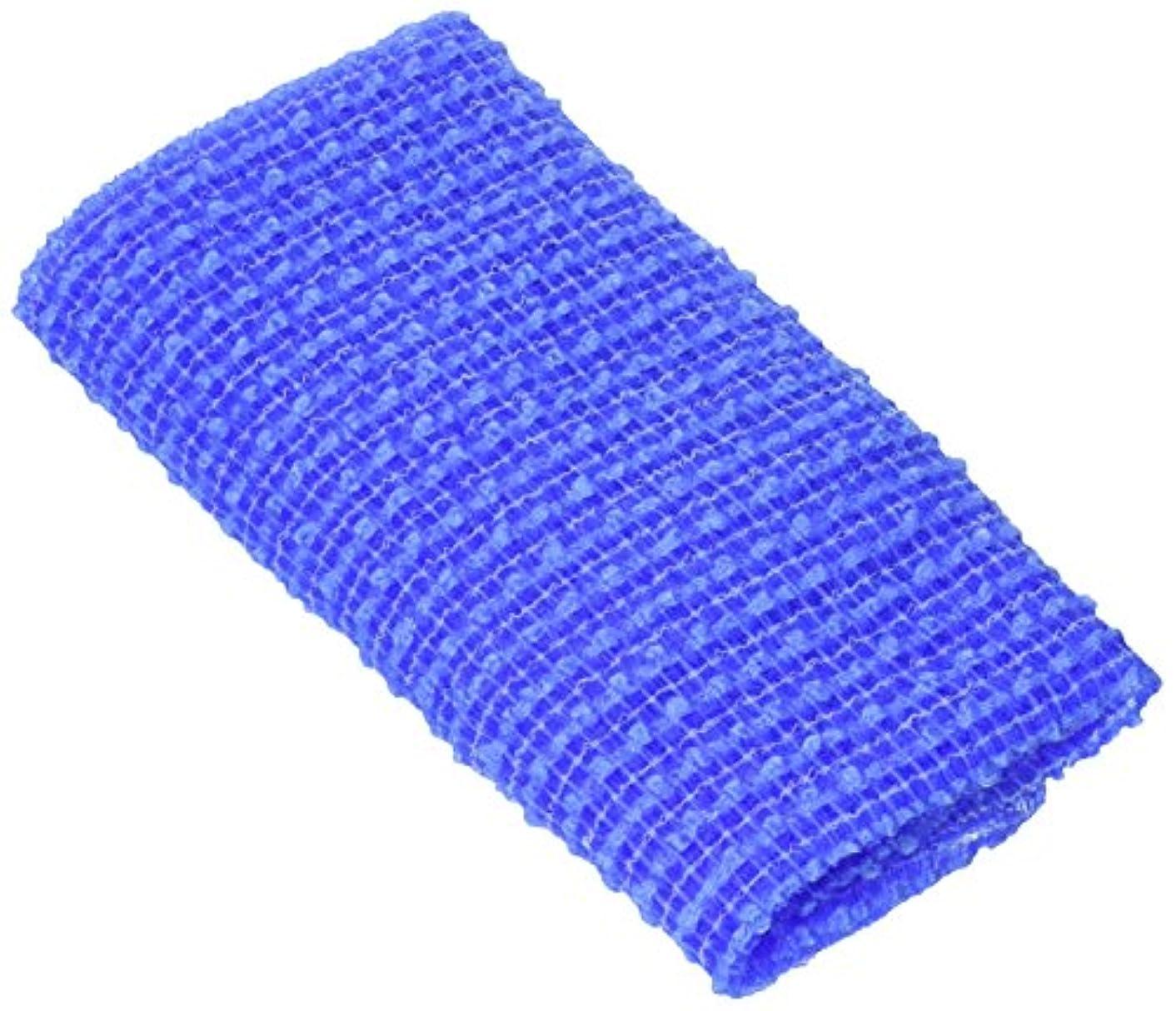 荒らす構築する撤回するキクロン ボディタオル RNメンズアワスター 超かため 紺