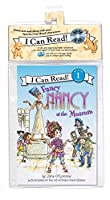 Fancy Nancy at the Museum Book and CD (I Can Read Level 1)