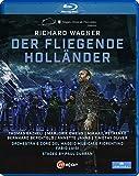ワーグナー : 歌劇 「さまよえるオランダ人」 (Richard Wagner : Der Fliegende Hollander / Fabio Luisi   Orchestra e Coro Del Maggio Musicale Fiorentino) [Blu-ray] [Import] [Live] [日本語帯・解説付]