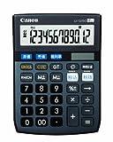 Canon 12桁電卓 LS-122TSG SOB グリーン購入法適合 商売計算機能付