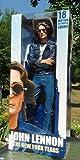"""ビートルズ フィギュア John Lennon 18"""" Motion Activated Sound New York Years Doll, with box The Beatles [並行輸入品]"""