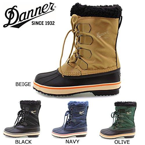 (ダナー)DANNER dnn-003 MAUNA KEA マウナケアBEIGE/BLACK/NAVY/OLIVE 8-26cm BLACK