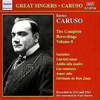 Enrico Caruso: The Complete Recordings, Vol. 8 by Enrico Caruso (2006-08-01)
