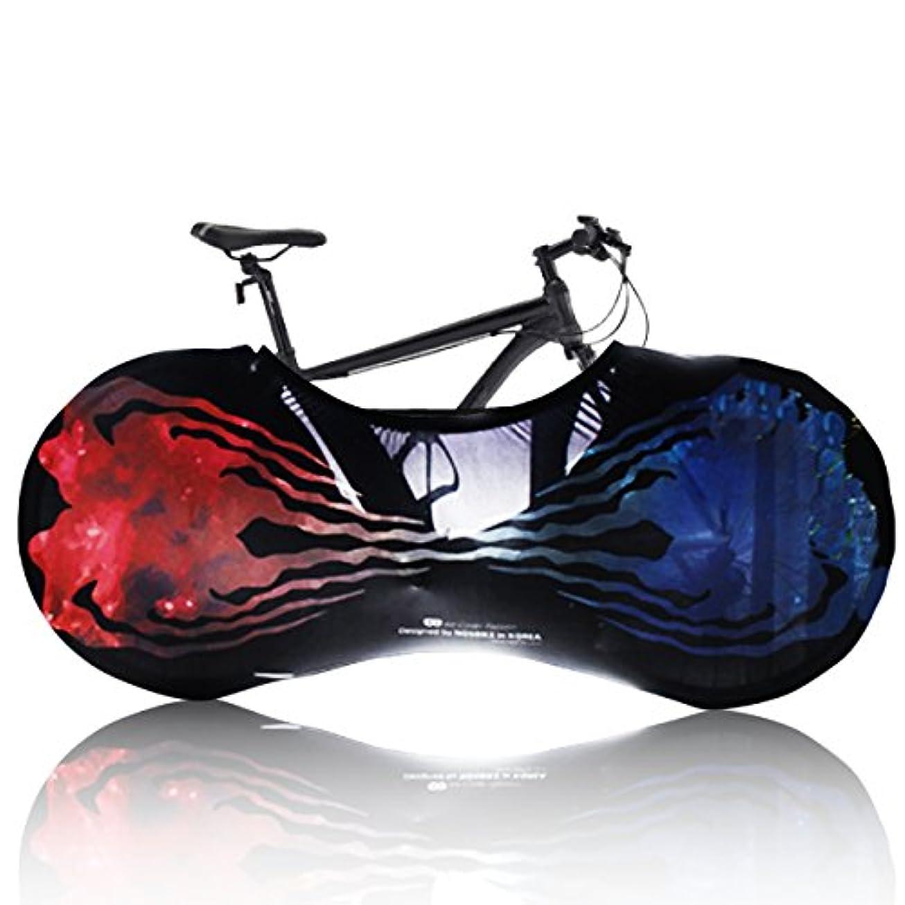 スペル高音正確なFelimoa 自転車用 保護カバー 伸縮自在 室内保管時の汚れ防止 軽量で使いやすさ抜群! 屋内収納 車内収納
