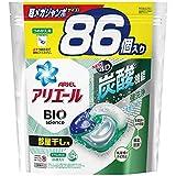 アリエール 洗濯洗剤 ジェルボール4D 部屋干し用 詰め替え 超メガジャンボサイズ 86個