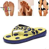 Massage Slippers, Massage Flip Flops, Beach Slippers,Massage Sandals,Plantar Fasciitis Arthritis Arch Pain Relief Foot Massager Tool,42