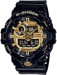 [カシオ]CASIO 腕時計 G-SHOCK GA-710GB-1AJF メンズ