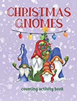 Christmas Gnomes Counting Activity Book: Fun Educational Holiday Gift for Boys and Girls