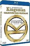Kingsman: Servicio Secreto + Kingsman: El Circulo De Oro Blu-Ray